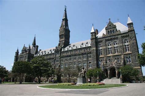 Do Georgetown Graduates Go To Colombias Mba Program by Georgetown Washington District