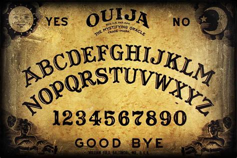 printable ouija board template ouija board halloween printable printables pinterest