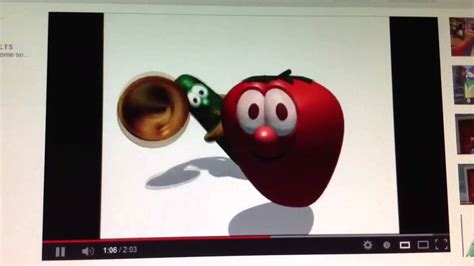 theme song veggie tales veggietales theme song with clips from my favorite shows