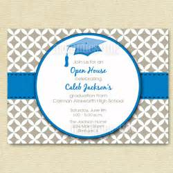 mod simple quatrefoil 2 graduation open house by mommiesink card ideas