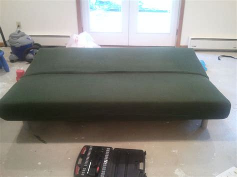 sofa bed assembly futon sofa bed assembly instructions brokeasshome com