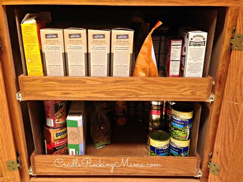 Pantry Door Child Lock by The Pantry Solution