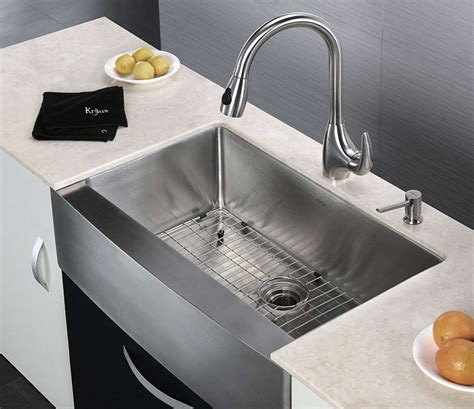 kitchen island with sink stainless steel single bowl apron front stainless steel kitchen sinks quick guide the kitchen