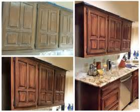 Java Stain Kitchen Cabinets by Java Gel Stain Kitchen Transformation General Finishes