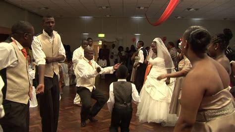 TAWANDA &NORMSA PART 2 zimbabwean wedding dance moves
