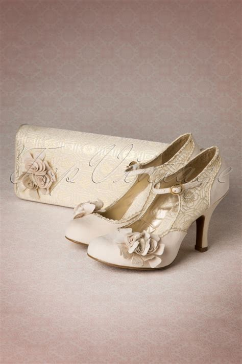 50s emily pumps in
