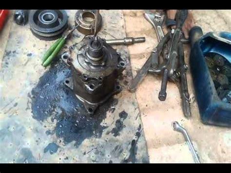 Compresor Compressor Kompresor Ac Mobil 507 cara bongkar kompresor ac sanden how to disassembly ac compressor sanden part 5