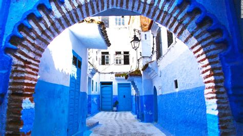 blue city morocco chair chefchaouen inside morocco s beautiful blue city cnn com