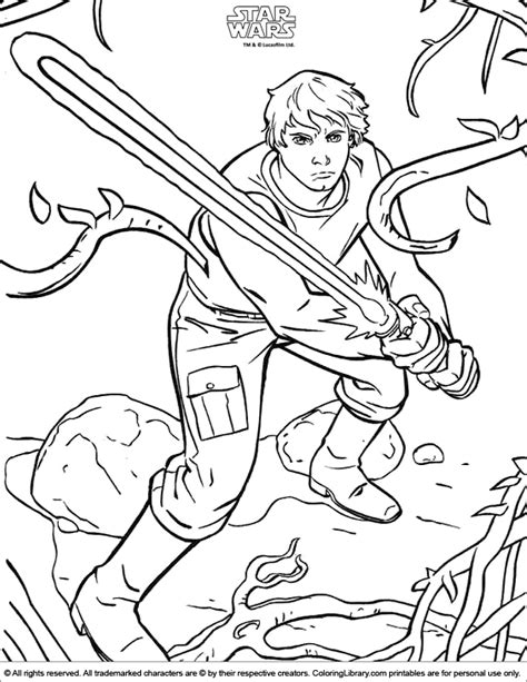 free coloring pages wars wars coloring picture