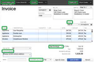 how to edit quickbooks invoice template quickbooks invoice template excel invoice exle