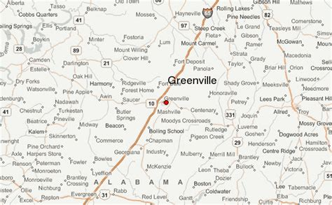 where is greenville alabama on the map where is greenville alabama on the map 28 images home