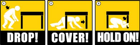 earthquake procedure shakeout earthquake drill planned thursday omnitrans news
