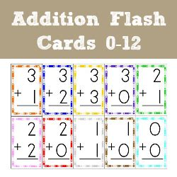 printable window card addition printable addition flash cards 0 10 popflyboys