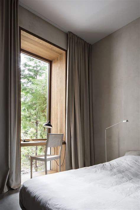 tips memilih tirai  jendela kamar tidur minimalis