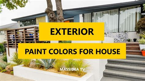 best home paint 50 best exterior paint colors for house 2018 youtube
