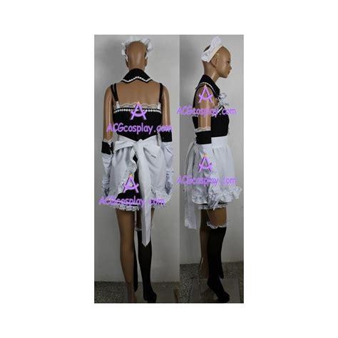 master anna kurauchi maid cosplay costume