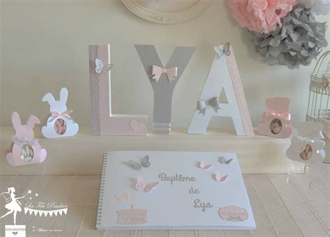 Decoration Lapin by Decoration Bapteme Lapin