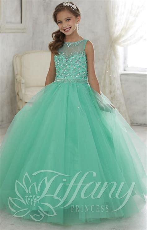 tiffany princess  ballgown dreams dress prom dress