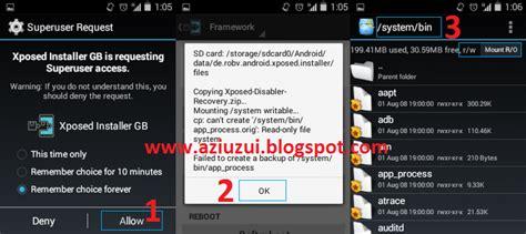tutorial menggunakan xposed installer xmultiwindow splitscreen xposed menilkan layar
