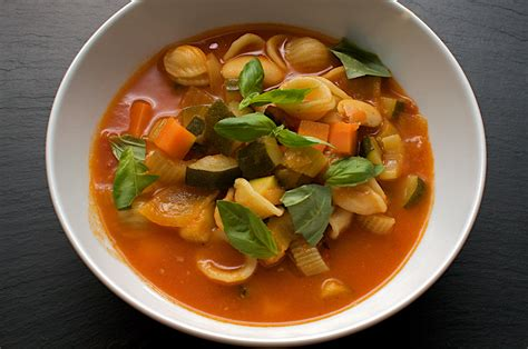 italian soup really good vegetable soup recipe dishmaps