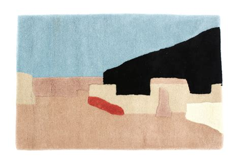 design milk rugs colorful abstract rugs inspired by a 1975 film design milk