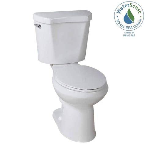 glacier bay 2 piece 1 28 gpf high efficiency single flush