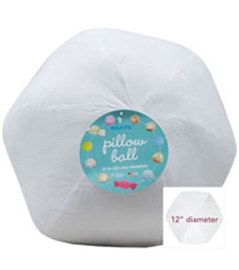 Polyester Filled Pillows by 100 Polyester Filled Quot Downlike Quot Pillow 12 Quot Diameter