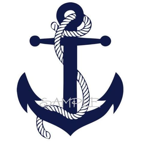 Items Similar To Love Anchors - items similar to boat anchor wall decal on etsy