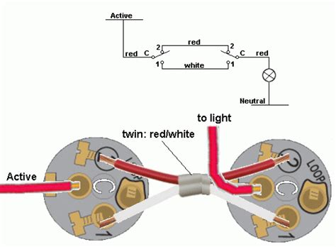 wiring diagram for lights australia circuit and
