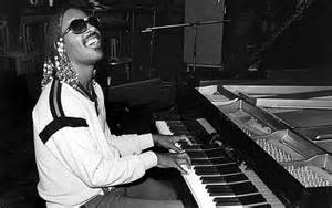 Blind Black Piano Player Throwback Thursday Stevie Wonder Quot Hotter Than July Quot Bbc
