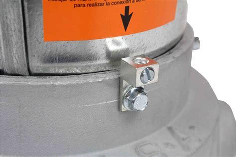 larson electronics general purpose ventilation fan venturi style blower  cfm   psig