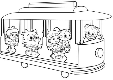 free printable coloring pages of daniel in the lion s den daniel tiger coloring pages best coloring pages for kids
