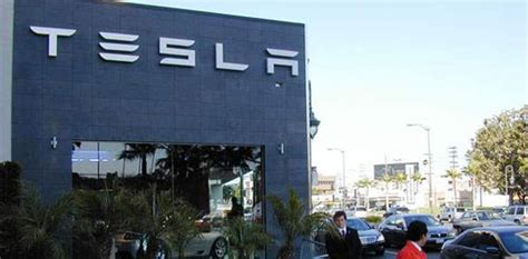 Tesla Silicon Valley Tesla Opening Second Store In Silicon Valley As Production