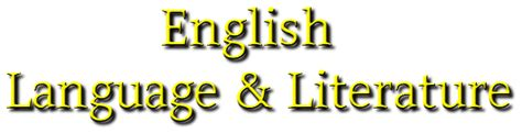 english language and literature english language literature east high