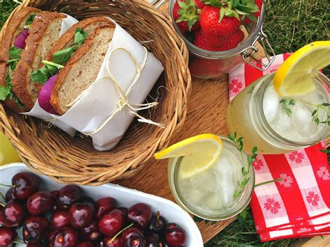 intrinsic beauty entertaining picnic for two