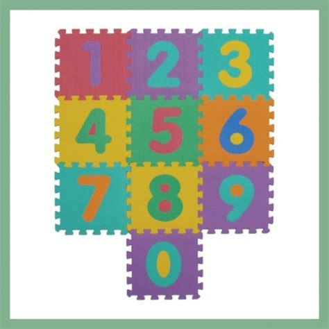 tappeto puzzle atossico tappeto puzzle atossico per bambini numeri lilnap