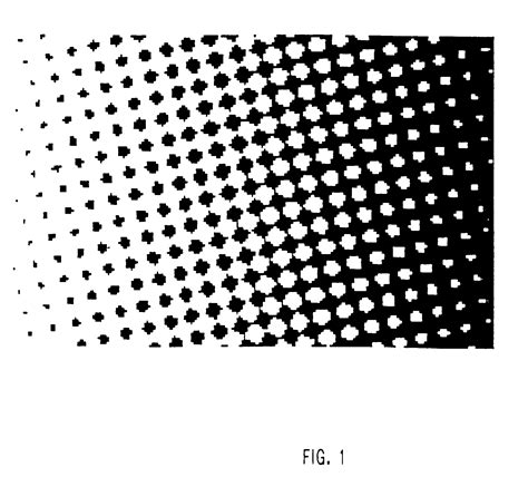 online dot pattern generator patent ep0583776b1 a halftone screen generator halftone