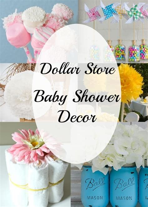 Baby Shower Diy Decorations diy baby shower decorating ideas 183 the typical
