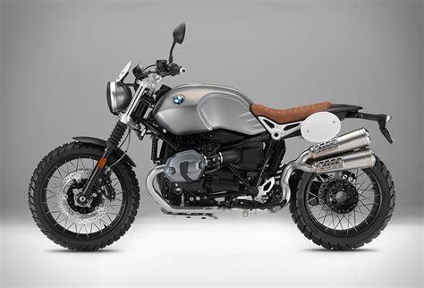 Bmw R Ninet Scrambler Motorcycle