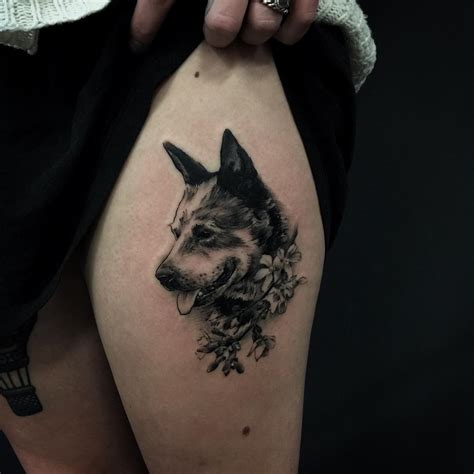 dog tattoo best tattoo ideas gallery