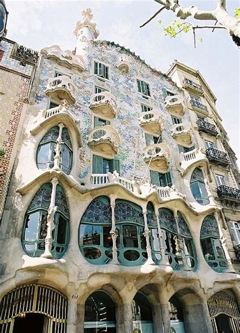 pin by antoni millson on int pinterest expressionist architecture of casa batllo in barcelona