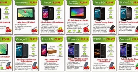 mobile phones and tablets cherry mobile phones and tablets price list for 2014