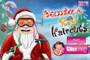 haircut games santa santa s real haircuts unity 3d games