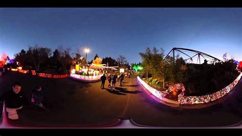 oregon zoo lights 360 vr of 2015 oregon zoo lights in hd portland zoo