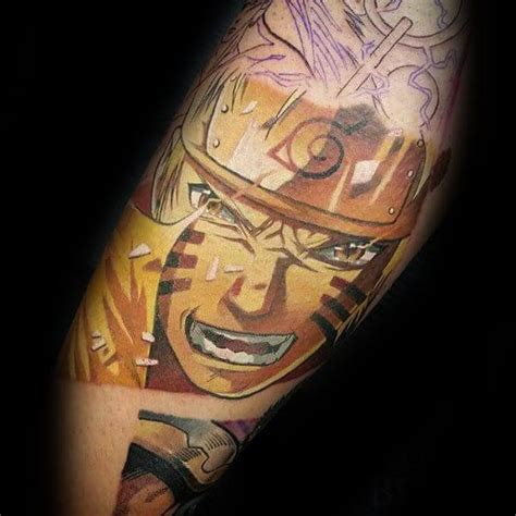small anime tattoos 60 anime tattoos gallery for some japanese ink inspiration