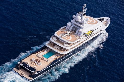 yacht luna layout luna yacht lloyd werft superyacht times