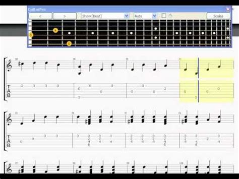 secret tabs one republic secrets fingerstyle guitar pro tab
