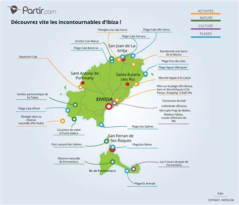 0004488962 carte touristique ibiza and carte ibiza arts et voyages