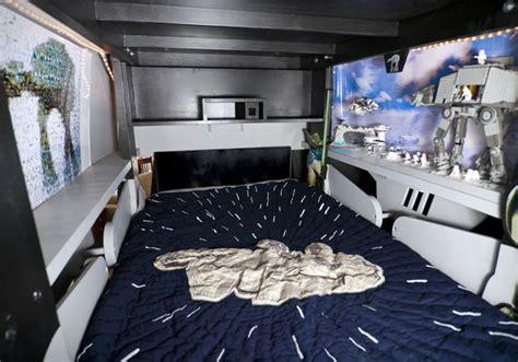 star wars beds crazy imperial walker bed 15 pics izismile com