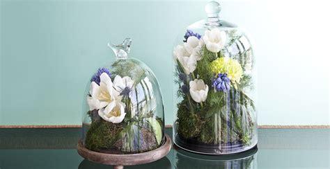 floreros y jarrones jarrones de cristal para decorar tus rincones westwing